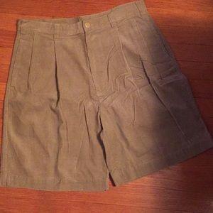 Nautica Skipper Corduroy Shorts